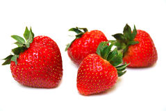 Free Strawberry Royalty Free Stock Photography - 5769817