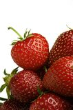 Strawberry. Strawberries on white Royalty Free Stock Images