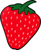 Strawberry royalty free illustration