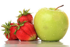 Strawberry. Stock Photo