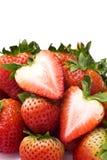 Strawberry background Royalty Free Stock Photo