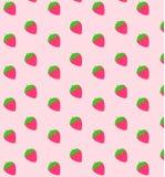 Strawberry Background Stock Photos