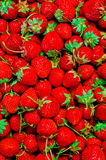 Strawberry background Royalty Free Stock Photography