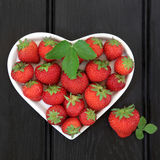 Strawberry Beauties Stock Images