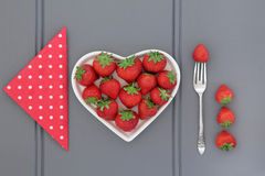 Strawberry Beauty Royalty Free Stock Photo