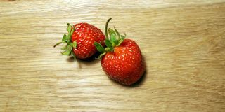 Strawberry berries Royalty Free Stock Photography