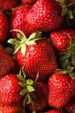 Strawberry berries Stock Photo