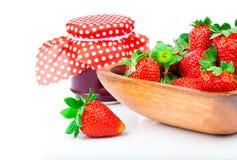 Strawberry berries Stock Photos
