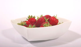 Strawberry Bowl #2 Stock Photography
