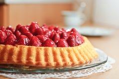 Strawberry Cake Royalty Free Stock Image
