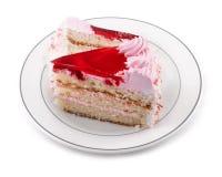 Strawberry Cake Stock Photography