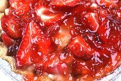 Strawberry cake. Image of colourful strawberry cake Stock Photo