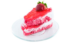 Strawberry Cake Bakery Royalty Free Stock Images