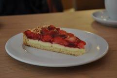 Strawberry cake Stock Photos