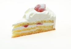 Strawberry cake Stock Image