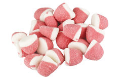 Strawberry candy Stock Photography