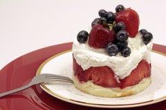 Free Strawberry Cheesecake Stock Photography - 3074822