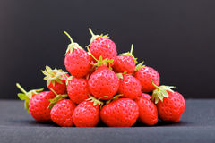 Strawberry close-up 02 Royalty Free Stock Image