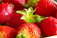 Free Strawberry Close-up Stock Photography - 52634682