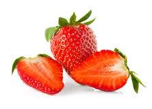 Strawberry close-up Stock Image