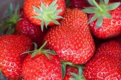 Strawberry close up Royalty Free Stock Photo