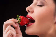 Strawberry. Stock Photo