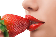 Strawberry. Royalty Free Stock Photo
