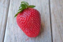 Strawberry close up Stock Photo