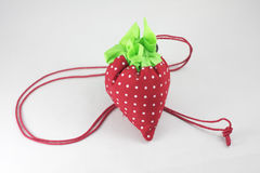 Strawberry Cloth Royalty Free Stock Photos