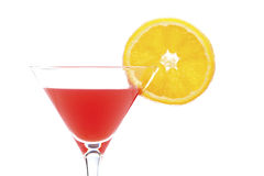 Strawberry cocktail Stock Image