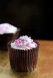 Strawberry Cupcake 2 Royalty Free Stock Photos