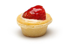 Strawberry cupcake Royalty Free Stock Image