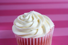 Strawberry Cupcake Stock Image