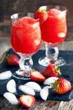 Strawberry Daiquiri Royalty Free Stock Image