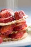Strawberry delicious Stock Photos