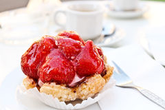 Strawberry Delight Royalty Free Stock Image