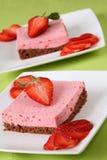 Strawberry dessert Royalty Free Stock Photo