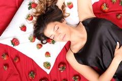 Strawberry Dreams Royalty Free Stock Photo