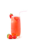 Strawberry Drink Stock Photos