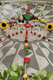Strawberry Fields no Central Park, New York Foto de Stock Royalty Free