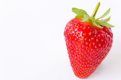 Strawberry. Fresh red  strawberry for a healthy diet,photography Stock Photography