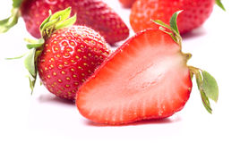 Strawberry fruit Royalty Free Stock Photos
