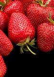 Strawberry fruit  background Royalty Free Stock Image