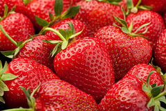 Strawberry fruit  background Royalty Free Stock Photos