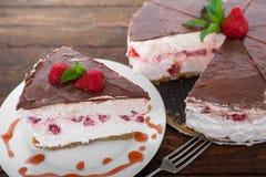 Strawberry Fruit Cake Royalty Free Stock Photography