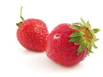 Strawberry fruit food Stock Image