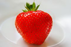 Strawberry, Fruit, Red, Sweet, Ripe Royalty Free Stock Photos