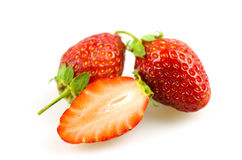 Strawberry fruit Royalty Free Stock Photography