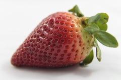 Strawberry. Fruit on the white surface Stock Photo
