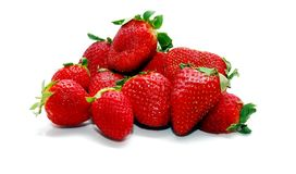Strawberry Fruits Stock Photography